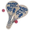 US TOY 3509 Wood Paddle Balls