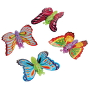 US TOY 4396 Wind Up Butterflies