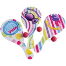 US TOY 4417 Candy Paddle Balls