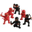 US TOY 4431 Mini Ninja Figures