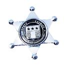 US TOY 5000 Sheriff Badge
