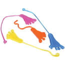 US TOY 7177 Sticky and Stretchy Feet on a String