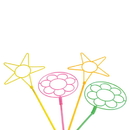 US TOY 9551 Giant Neon Bubble Wands