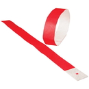 US TOY C18-04 Event Wristbands / Red  100-pc
