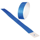 US TOY C18-07 Event Wristbands / Blue  100-pc
