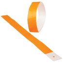 US TOY C18-09 Event Wristbands / Orange  100-pc