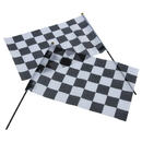 US TOY D24 Cloth Racing Flags