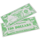 US TOY GA18-100 1000 Pack of Play Money Bills $100 Bills