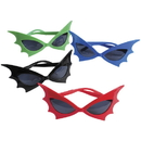 US TOY GL44 Batwing Superhero Glasses