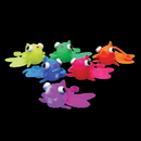 US TOY GS774 Puffer Fish Yo-Yo W / Light