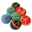 US TOY GS782 Peace Sign Kick Balls