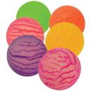 US TOY GS784 Swirl Panel Balls / 35mm