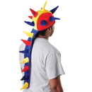 US TOY H516 Multi Color Dragon Tail Hat