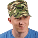 US TOY H561 Adult Military Camo Cap