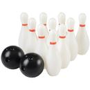 US TOY MU529 Toy Bowling Set - 12 Pcs