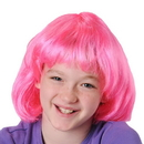 US TOY MX167-12 Hot Pink Mod Costume Wig