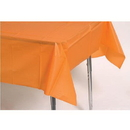 US TOY NP91 Plastic Table Cover, Orange