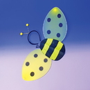 US TOY OD272 Honey Bee Wings & Antenna Costume Set
