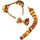 US TOY OD329 Tiger Costume Accessory Set