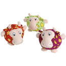 US TOY SB628 Funny Face Animals / 3-PC