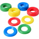 US TOY VL55 Mini Flying Discs-24 Pcs