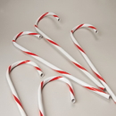 US TOY XM418 Plastic Candy Canes