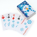 US TOY XM491 Snowman Playing Cards