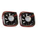 JBJ JB10031 28 Gallon Nano-Cube Replacement Cooling Fans (2-Pack)