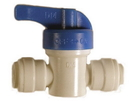 SpectraPure SP40011 2-Way Ball Valve (1/4 inch Tube Push Fittings)