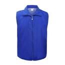 TopTie Supermarket Volunteer Activity Vest Full Zipper Uniform Vest
