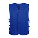 TopTie Two Pockets Volunteer Vest Supermarket Cobbler Apron Vest