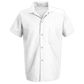 Red Kap 5028WH Cook Shirt - White, Price/Pcs