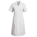 Red Kap DP29WH Women's Dress - White