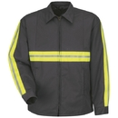 Red Kap JT50EC Enhanced Visibility Perma-Lined Panel Jacket