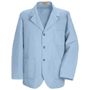 Red Kap KP10 Men's Lapel/Counter 3 Button Coat