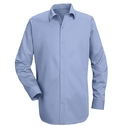 Red Kap SC16 Long Sleeve Specialized Cotton Work Shirt