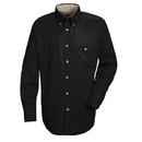 Red Kap SC74 Cotton Contrast Twill Long Sleeve Shirt