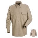 Bulwark SMU2 Cool Touch 2 Button Front Deluxe Shirt