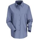 Red Kap SP13 Women's Long Sleeve Industrial Work Shirt