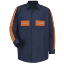 Red Kap SP14-3 Enhanced Visibility Shirt
