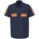 Red Kap SP24-2 Enhanced Visibility Shirt