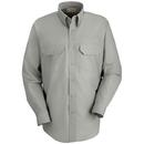 Red Kap SP50-1 Long Sleeve Solid Dress Uniform Shirt
