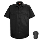 Red Kap ST62 Short Sleeve Utility Uniform Shirt