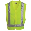 Red Kap VYV6YE Safety Vest - Yellow/Green