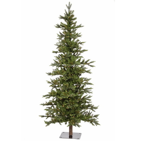 "Vickerman A101871LED 7' x 44"" Shawnee 948T 350 LED Warm White, Christmas Tree, Price/each"