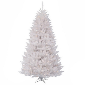 "Vickerman A104186 9.5' x64"" Sparkle White Spr Dura 1050CL, Christmas Tree, Price/each"