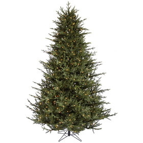 "Vickerman A110356LED 5.5' x 47"" Itasca Frasier 350 WmWht, Christmas Tree, Price/each"