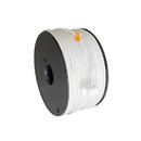 Vickerman V471971 500' White 18ga SPT1 Wire Only Spool