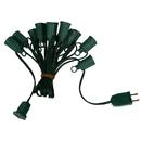 Vickerman V472221 C9 25'x25 Socket Ec 18gaGW Fused Plug