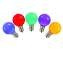 Vickerman XLED5CG50 G50 Multi Ceramic LED Bulbs 5 Pack